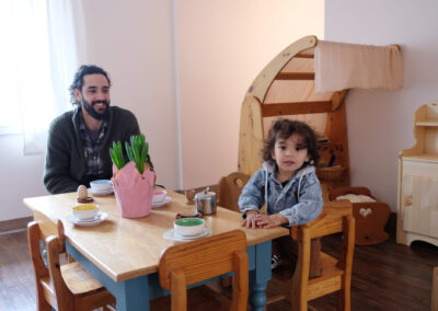 Boy-and-Dad-Table